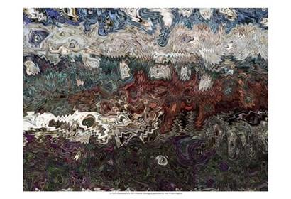 Dimension II by Danielle Harrington art print