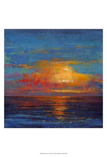 Sun Down I by Timothy O'Toole art print