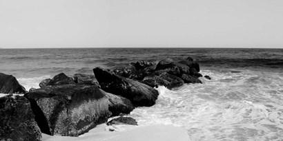 Shore Panorama II by Jeff Pica art print