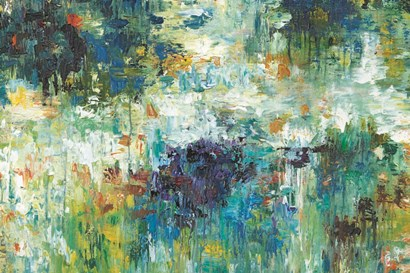 Falling Waters by Jack Roth art print