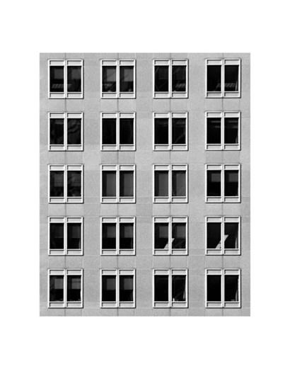 Window 5 by Jeff Pica art print