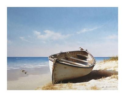 Washed Ashore by Zhen-Huan Lu art print
