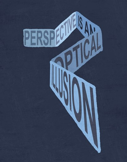 Perspective by Urban Cricket art print