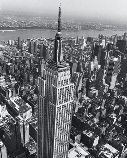 Empire State Building 1 by Christopher Bliss art print
