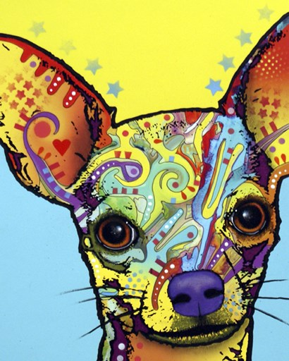 Chihuahua I by Dean Russo art print
