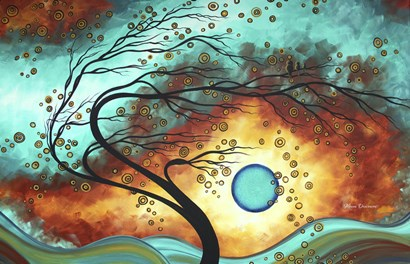 Family Joy by Megan Duncanson art print