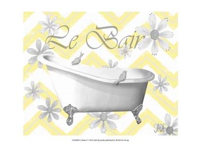 Le Bain I by Jade Reynolds art print
