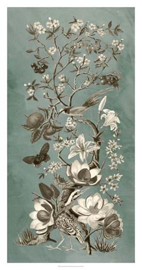 Chinoiserie Patina II by Naomi McCavitt art print
