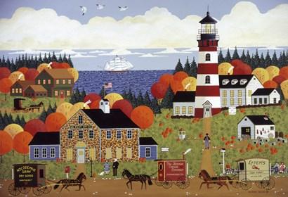 Nantucket Sentinel by Anthony Kleem art print
