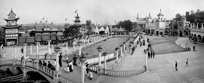 Luna Park, Pittsburgh, Pa. by Print Collection art print