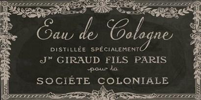 Signes Francais VIII by Color Bakery art print