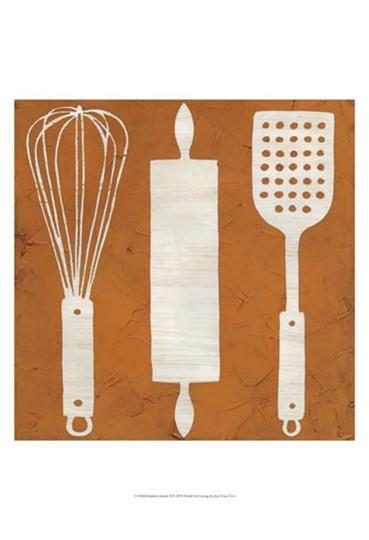 Kitchen Kitsch II by June Erica Vess art print