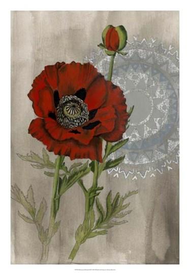 Bohemian Botanical III by Naomi McCavitt art print