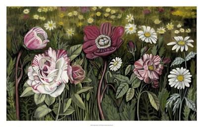 Vintage Garden I by Naomi McCavitt art print