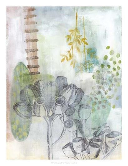Seed Pod Composition III by Naomi McCavitt art print