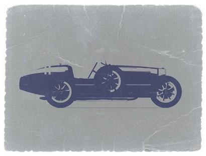 Bugatti Type 35 by Naxart art print