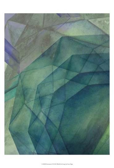Gemstones II by Grace Popp art print
