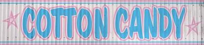 Cotton Candy by RetroPlanet art print