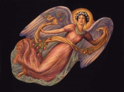 Angels 2 by Edgar Jerins art print