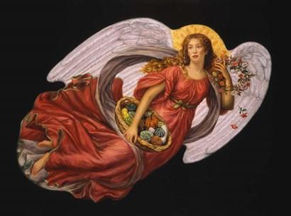Angel 6 by Edgar Jerins art print