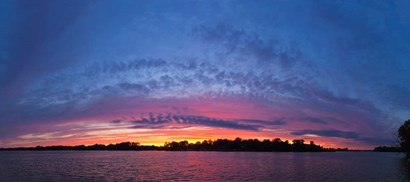 Lake Minnetonka, Minnesota by Panoramic Images art print
