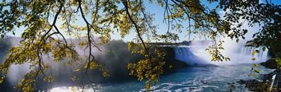 Horseshoe Falls, Niagara Falls, NY by Panoramic Images art print