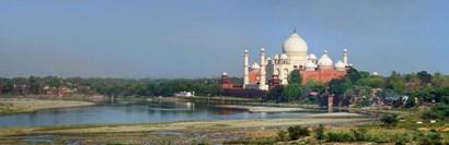 Taj Mahal, Agra, Uttar Pradesh, India by Panoramic Images art print