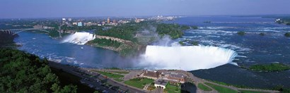 Niagara Falls, Ontario, Canada by Panoramic Images art print