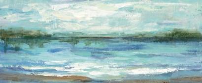 Mirrored Sky by Silvia Vassileva art print