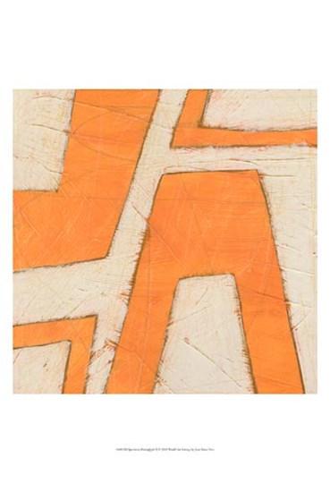 Spectrum Hieroglyph II by June Erica Vess art print