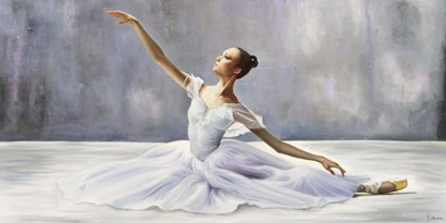 Ballerina by Pierre Benson art print
