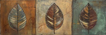 New Leaf Panel II by Patricia Pinto art print