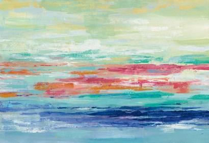 California Surf by Silvia Vassileva art print