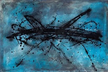 The Steel Ballet by Britt Hallowell art print
