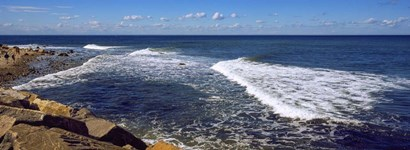 Montauk Point, New York by Panoramic Images art print