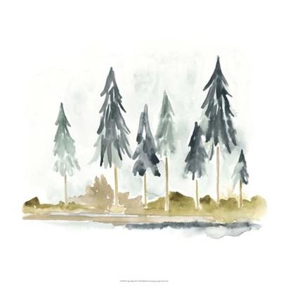 Lake Shore II by June Erica Vess art print