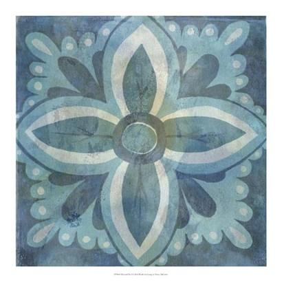 Patinaed Tile I by Naomi McCavitt art print