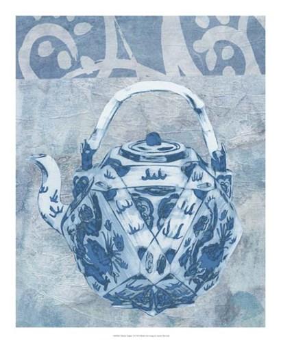 Chinese Teapot  I by Naomi McCavitt art print