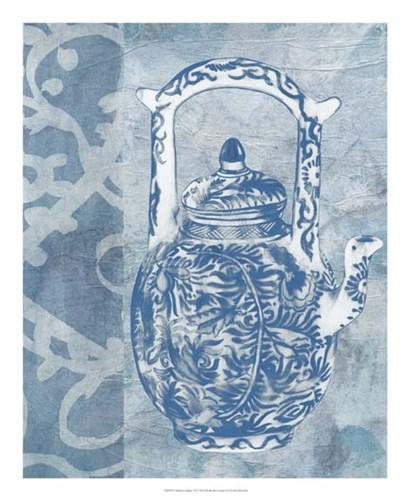 Chinese Teapot  II by Naomi McCavitt art print