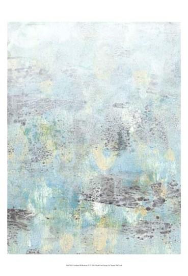 Cerulean Reflections II by Naomi McCavitt art print