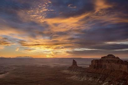 Arizona Sunset by Dan Ballard art print