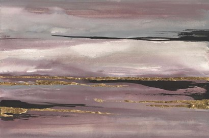Gilded Storm III by Chris Paschke art print