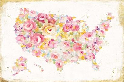 Midsummer USA by Danhui Nai art print