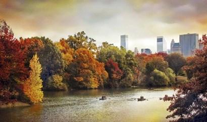 Ode to Central Park by Jessica Jenney art print