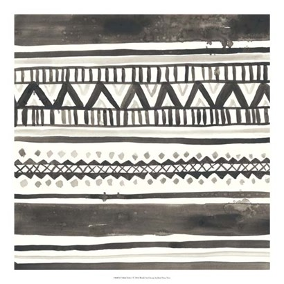 Tribal Echo I by June Erica Vess art print