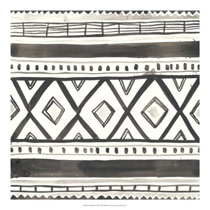 Tribal Echo III by June Erica Vess art print