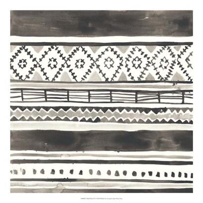 Tribal Echo IV by June Erica Vess art print