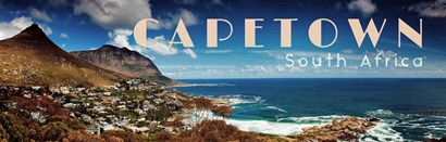 Vintage, Capetown, South Africa, Africa by Take Me Away art print