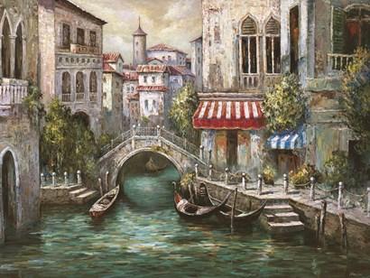 Venezia Petite I by Gianni Mancini art print