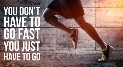 Just Have to Go by Sports Mania art print